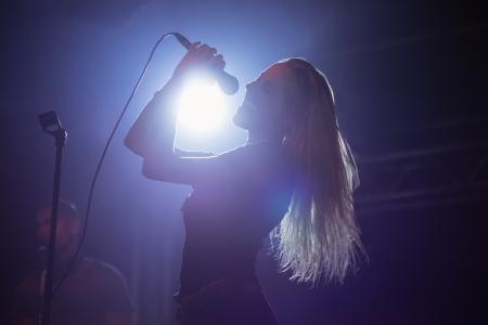 Singing-lessons