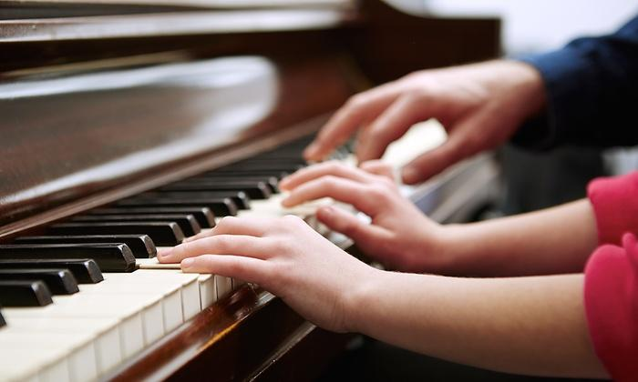Piano Lessons at Blue Sky Music Studios in Delmar, Albany's finest