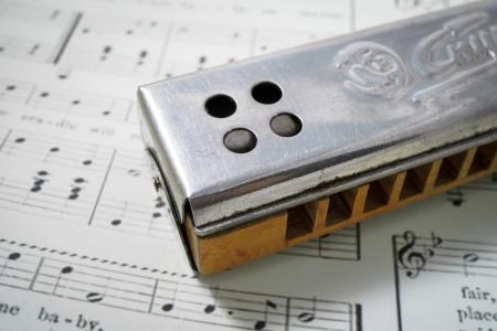 Harmonica-lessons